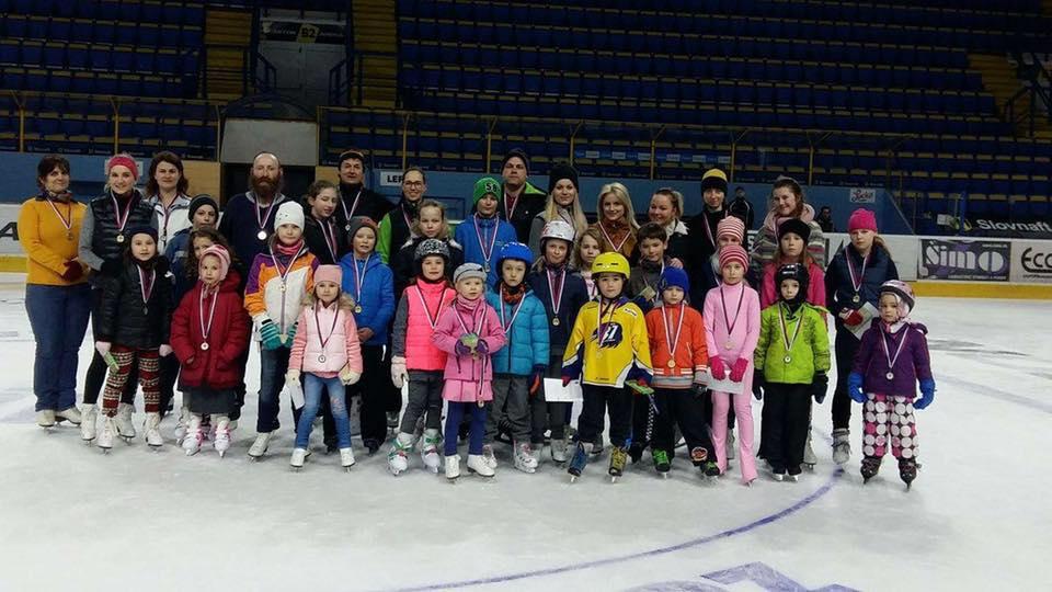 Sezóna 2015/2016 škola korčuľovania