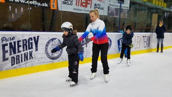 Škola korčuľovania – HAVRÁNOK